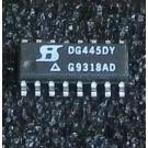 DG 445 DY ( Quad Analog Switch SPST, SMD SOIC-16 )
