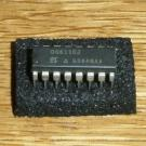 DG 611 DJ ( CMOS Analog Switches , 4fach )
