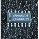LF 444 CM - SMD ( Opamp 4-fach 2,0 MHz 6,0 V/µs SO14 )
