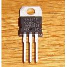 LM 317 T ( = Spannungsregler IC )