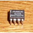 MAX 730 CPA ( 5 V Step-Down switching regulator )